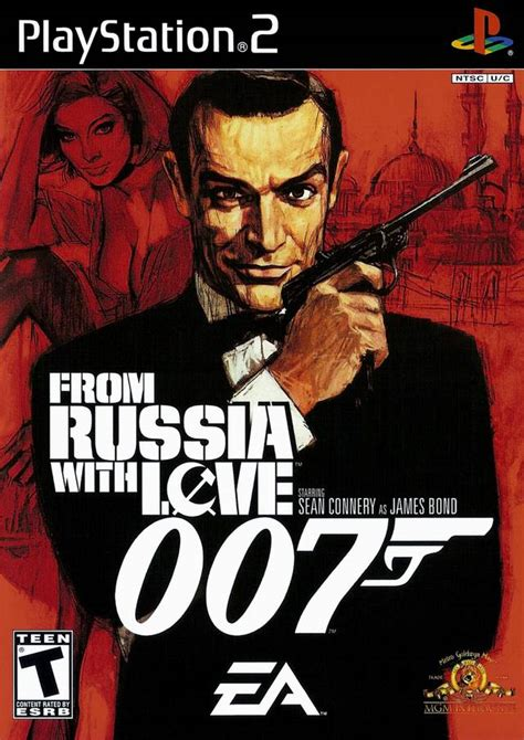From With by From Russia With Sony Playstation 2