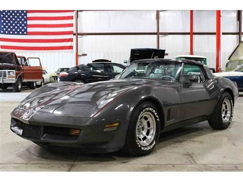 how to learn all about cars 1981 chevrolet camaro user handbook 1981 chevrolet corvette for sale classiccars com cc 882615