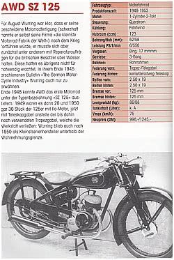 Motorrad Marken Mit N by Typenkompass Deutsche Motorrad Marken Band 1 Typen Buch