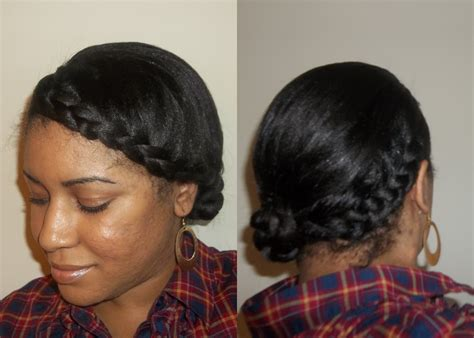 simple hairstyles for relaxed hair min hairstyles for protective hairstyles for relaxed hair