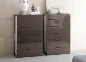 Contemporary Bedroom Dressers - wrap chest of drawers contemporary chest of drawers modern furniture