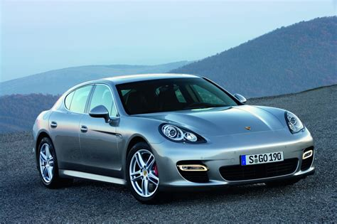 Porsche Panamera Afbeeldingen Autoblog Nl