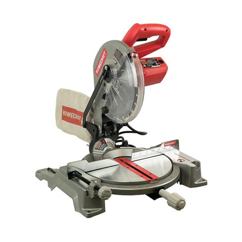 homecraft 14 10 in compound miter saw with laser h26