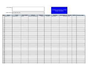 inventarliste wohnung excel tabelle part 8