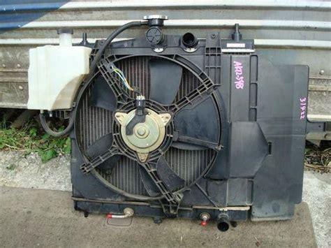 Tank Kepala Radiator Nissan March buy nissan march 2002 radiator 2e20400 motorcycle in minato ku tokyo jp for us 239 00