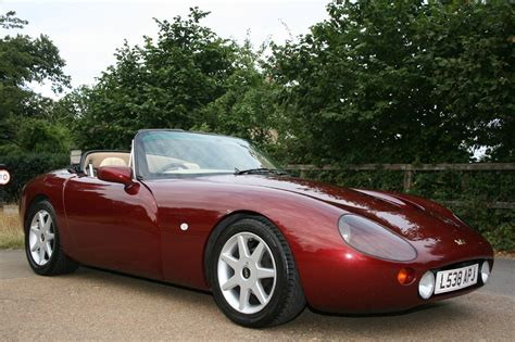 Tvr Griffith Used 1993 Tvr Griffith 500 For Sale In Warwickshire