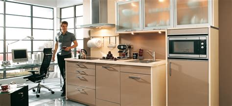 office pantry brown kitchen designs