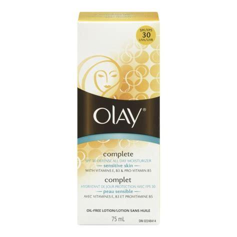 Olay Sunscreen Spf 30 buy olay complete spf 30 defense daily uv moisturizer in canada free shipping healthsnap ca