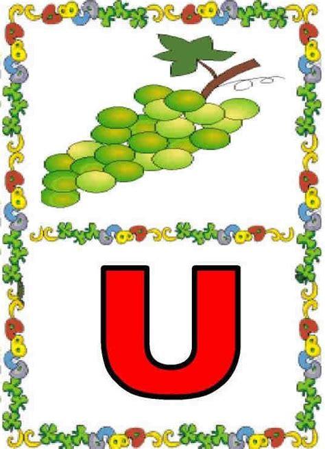 imagenes u objetos con la letra u vocal quot u quot im 225 genes y objetos colorear material para