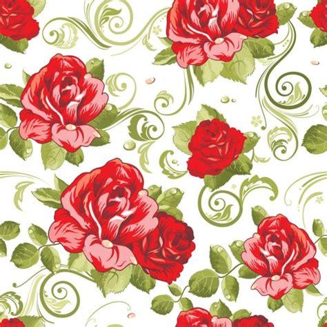 wallpaper bunga lingkaran flowers background 02 vector free vector in encapsulated