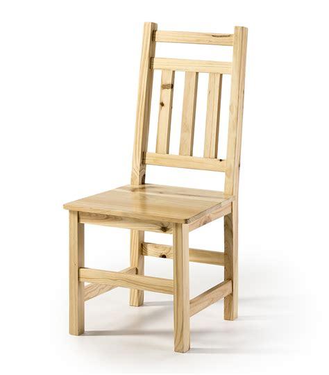silla de comedor de madera maciza  myoc fabrica