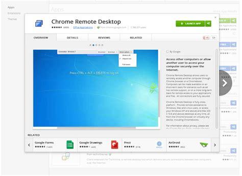 Chrome Remote Desk by Chrome Remote Desktop Vs Teamviewer Remote Desktop