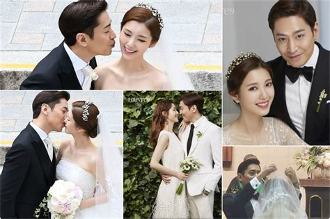 Korean Wedding Song List by Get A Glimpse Inside Eric Moon Of Shinhwa And Na Hye Mi S