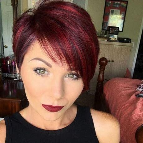 2018 popular short hairstyles for women with oval face kurzhaarfrisuren trends 2018