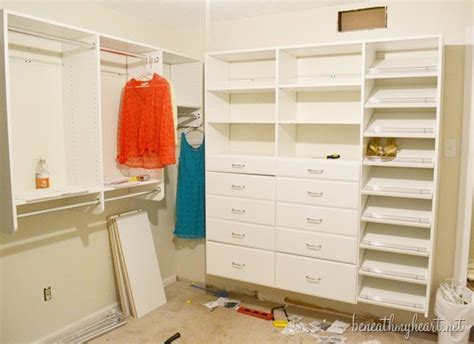 Closet Easy by How Easy Was It To Install Easycloset Beneath