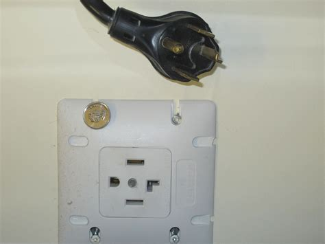 how to wire a 4 prong dryer outlet