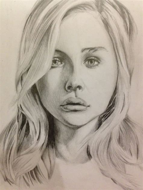 Sketches Realistic by Realistic Drawings Of Realistic Sketch 5