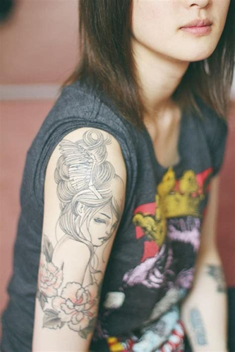 30 amazing sleeve tattoo designs for girls randomlynew
