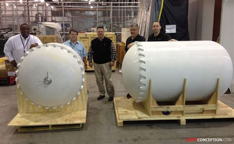 Lockheed Martin Engineer Mba by Engineers Use 3d Printing To Build Space Fuel Tanks