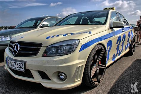 Mercedes In Germany by Mercedes C 63 Amg With 660 Hp Is The Fastest Taxi In