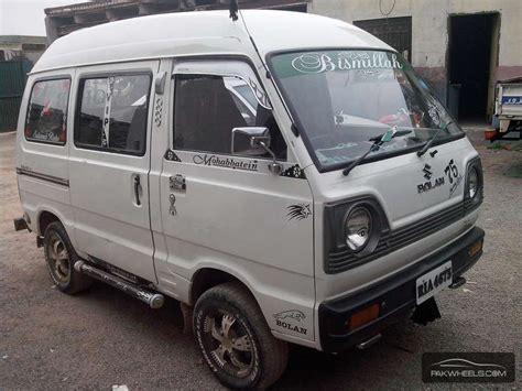 Suzuki Islamabad Suzuki Bolan 2007 For Sale In Islamabad Pakwheels