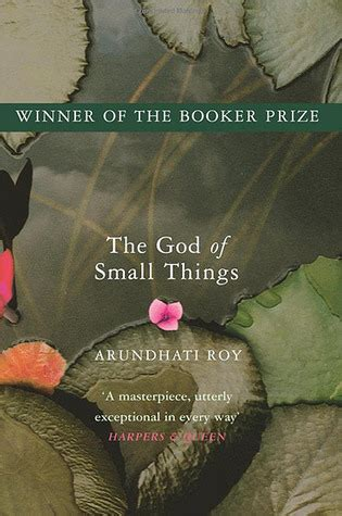 The God Of Small Things the god of small things by arundhati roy reviews discussion bookclubs lists