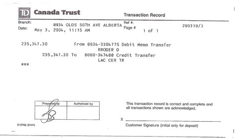 Td Bank Statement Letter Letter To The Prime Minister Stephen And All Provincial Territory Premiers Of Canada