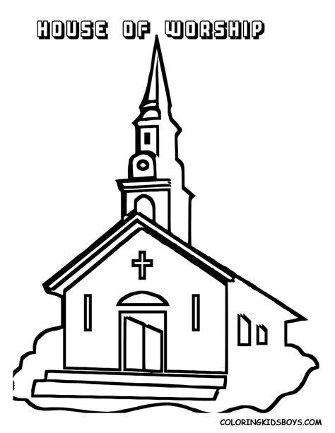 Free Preschool Sunday School Coloring Pages Church Bible Coloring Pages For Church
