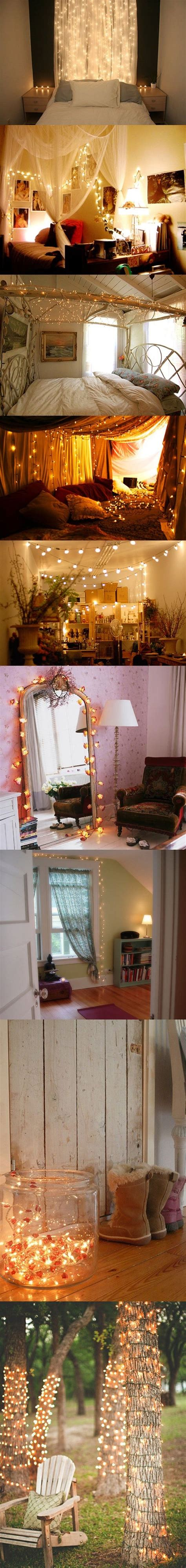 string lights design and decorating ideas on