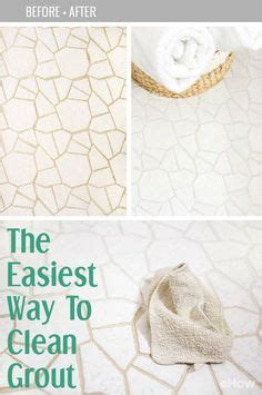 how to get bathroom grout white again easiest way to clean grout grout paint home and the o jays