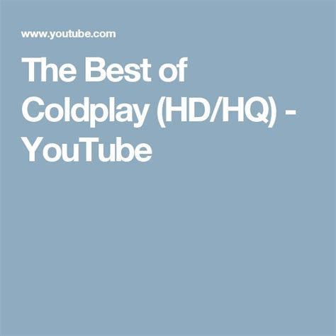 coldplay the best top 25 best best of coldplay ideas on snow