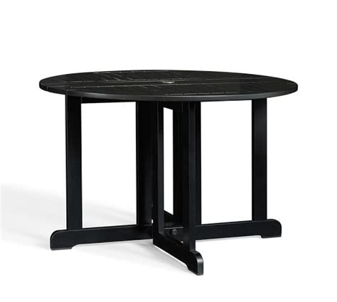 black painted dining table hstead painted round drop leaf dining table black