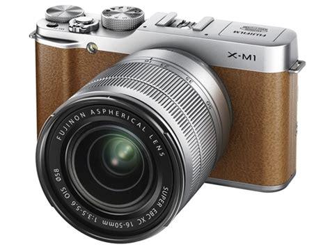 Kamera Fujifilm Mx 1 画像 fujifilm x m1 ブラウンの発売日が決定 1 1 デジカメ