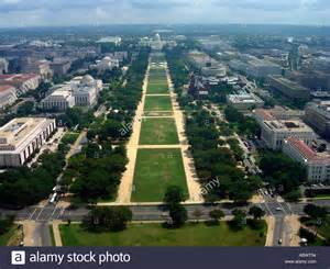 Of Washington Aerial View Of Washington Dc Usa Including The Mall And