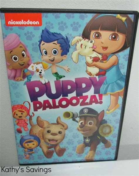 puppy palooza puppy palooza available on dvd august 25th with kathy