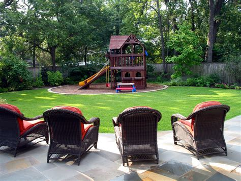 bright backyard playground equipment image ideas for