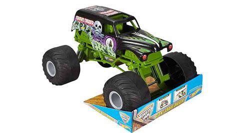 wheels jam grave digger truck 40 best toys for 6 year boys 2018 updated heavy com