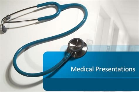 List Of Powerpoint Topics Hospital Presentation Templates