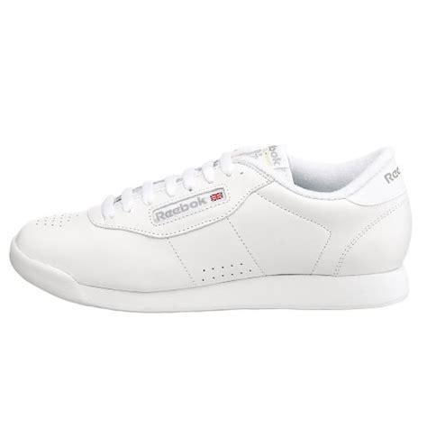 aerobic sneakers reebok s princess shoe white 8 m your 1