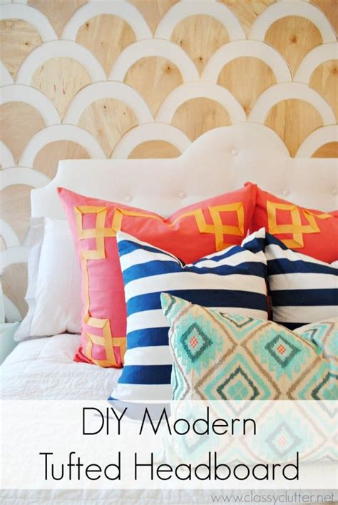 diy tufted headboard ideas 147 best images about classy clutter furniture on