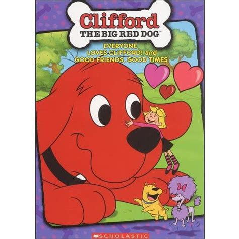 themes in the film red dog amazoncom clifford the big red dog a big help clifford the big