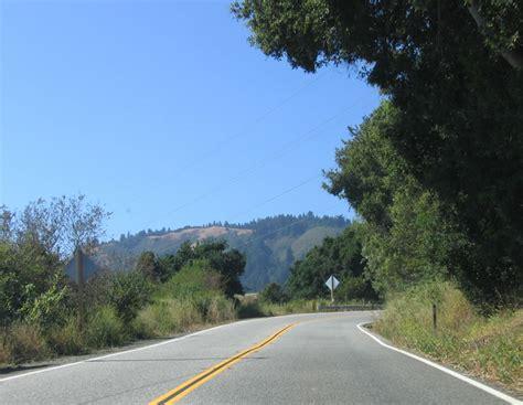 La Honda Weather by California Aaroads California 84 East San Gregorio