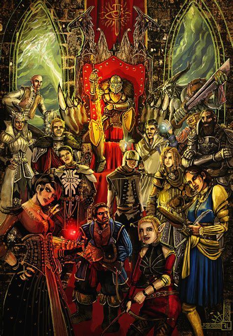 of the age fan age inquisition fanart menez les tous by