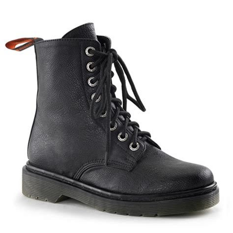 rage combat boots rage 100 womens 8 eye combat boots demonia shoes