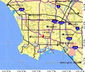 carson california map opinions on carson california