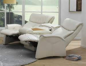 canape 2 5 places relax electrique ref 16422 meubles