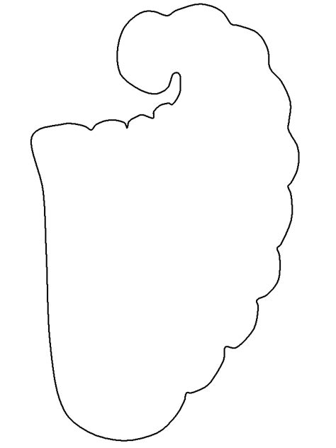 blank pumpkin template blank pumpkin template az coloring pages