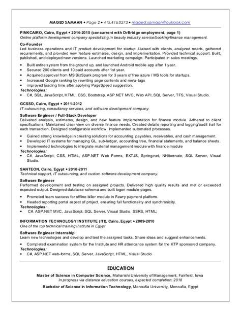 create a great rails resume create a great rails resume