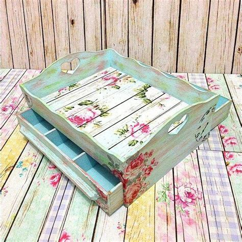 Meja Rias Shabby Chic 1411 best ah蝓ap tepsiler images on
