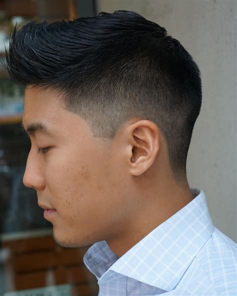 asian comb over good haircuts for men 2018 guide